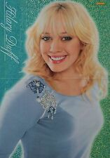 HILARY DUFF - A3 Poster (ca. 42 x 28 cm) - Clippings Fan Sammlung NEU