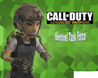 Xbox Call Of Duty Limited Edition Sentinel Task Force Exoskeleton Male Avatar