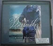 KATE ALCOTT The Dressmaker 9 x CD AUDIO BOOK UNABRIDGED Titanic Historical Novel