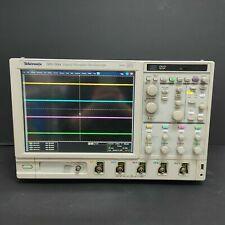 Used Tektronixdpo7054 Digital Phosphor Oscilloscope 500mhz Opt Std