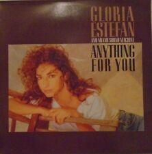 GLORIA ESTEFAN - Anything For You ~ VINYL LP + INSERT
