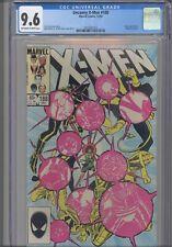 Uncanny X-Men #188 CGC 9.6 1984 Marvel Comics Magneto Cameo Forge App