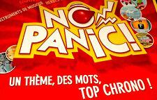 ⌛  NO PANIC