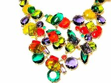 Kate Spade Candy Cluster Necklace NWT All Eyes On You Statement! RARE CLASSIC!