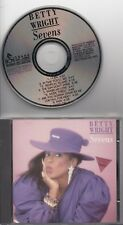 BETTY WRIGHT Sevens CD BCM RECORDS WEST GERMANY SOUL RARE & MINT
