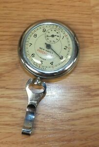 **FOR PARTS** Vintage New Haven 100 Miles Pedometer Only **READ**
