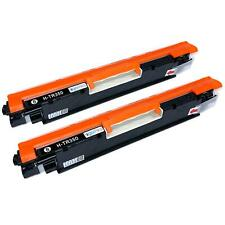 2 Black Laser Toner Cartridges for HP Colour LaserJet Pro MFP M176n & MFP M177fw