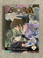 Sister Red vol. 1 by Shizuru Hayashiya Manga Book in English