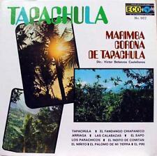 Castellanos Marimba Corono De - Tapachula LP Mint- ECO 957 Vinyl 1971 Record