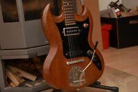 Framus SG J-370 Standard 6 – 1969 vintage german electric guitar Gitarre