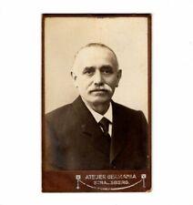 CDV Foto Herrenportrait - Strausberg 1910er