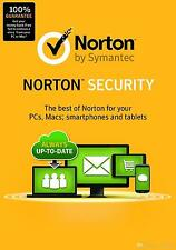Norton Security 2017 - 1 Jahr - Blitzversand per E-Mail