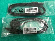 """6 Pcs  ASUS SATA3  6GB/S  DATA CABLE ( 3x L + 3X T ) BLACK ORIGINAL 18"""""""