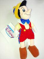 Disney Pinocchio 8'' Plush Mini Bean Bag Toy New With Tags  Free Shipping