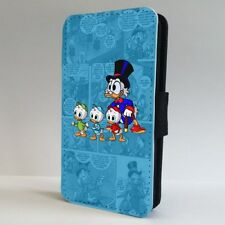 Disney Ducktales Comic Style FLIP PHONE CASE COVER for IPHONE SAMSUNG
