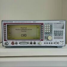 Used R&S CMD55 with various opts. - Digital Radiocommunication Tester