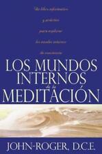 Los Mundos Internos de la Meditacion by John-Roger (2014, Paperback)