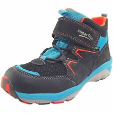 Superfit Gore-Tex Sport5 Kinder Sportschuhe grau/orange/blau