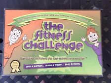 NEW The Fitness Challenge Board Game