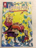 The Ludocrats #1,2,3,4 Kieron Gillen Image Comics