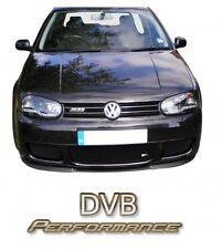 Zunsport VW Golf R32 MK4 2004 Front BLACK Grille Set