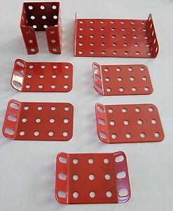 Replacement MECCANO ERECTOR SET PARTS  A160, A853, A851, A173