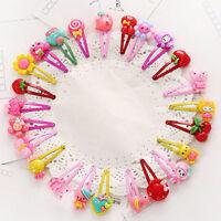 Frucht Haarspangen Seile Haarnadel Kinder Süßigkeiten Headwear Mädchen Mode