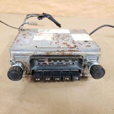 MG Midget Austin Healey Sprite Clarion AM FM Radio Stereo 0016716 RE-321C