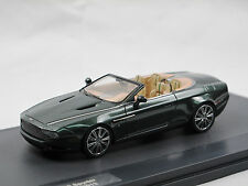 Matrix Scale Models - 2013 Aston Martin db9 Spyder Zagato Centennial Green 1/43