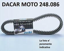 248.086 CINTURÓN CAMBIADOR T MAX 530 es decir, de 2012-> POLINI