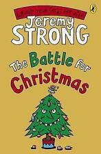 The Battle for Christmas (Cosmic Pyjamas), Strong, Jeremy, Very Good Book
