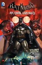 Batman: Arkham Unhinged Vol. 1 by Paul Dini and Derek Fridolfs (2013, Paperback)