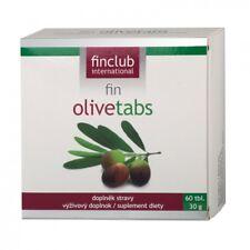 Fin Olivetabs 60 tabl.- Finclub - prawidłowy poziom cholesterolu i cukru