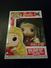 Funko Pop Retro Toys Holiday Barbie 1988 08 Target Exclusive In Hand Ships Today