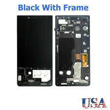 For Blackberry KEY2 Two BBF100-1/-2/-6 LCD Display Touch Screen Digitizer Frame