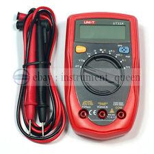 UNI-T UT33A Palm Size Digital Multimeters,Diode,Transistor,3999,Mini DMM meter
