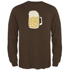 Oktoberfest German Beer Stein 2017 Mens Long Sleeve T Shirt