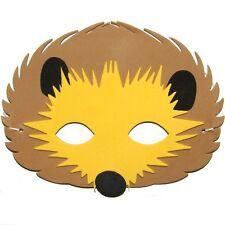 Foam Cute Hedgehog Mask - Animal Fancy Dress For Children & Grown Ups