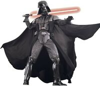 Halloween STAR WARS DARTH VADER Licensed Costume -COLLECTORS SUPREME EDITION