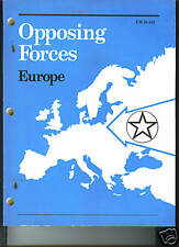 Opposing Forces Europe