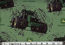 JOHN DEERE BIG TIME TRACTOR FABRIC CP59369