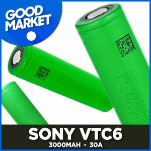 ★★ ACCU SONY VTC6 1865 3000MAH ★★