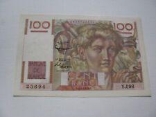 100 francs-jeune paysan-SUP