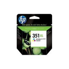 HP Tintenpatrone 351 XL 3 Farbig