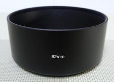 82 mm Metal Camera Lens Hood for 82mm Filter Thread Tele Lens MH-82T