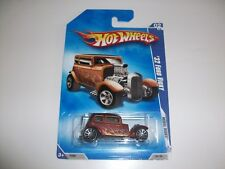 2009 Hot Wheels '32 FORD VICKY 1932 Rebel Rides Series