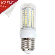 Bombilla E27 LED 102 SMD 2835 Blanco Puro 220~250V AC - 16W Alta Luminosidad