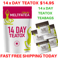 GREEN TEA DETOX TEATOX (X50 SKINNY TEA ME) WEIGHT LOSS FAT BURNER - You Choose !