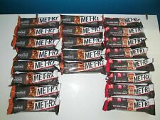 Met-RX Bar LOT 21 30g Protein Meal Replacement Big100 Jelly Peanut Butter 3/20