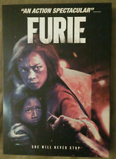 Furie (DVD, 2019)  New with slipcover